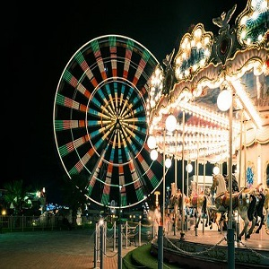 carnival equipment